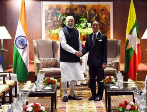 Myanmar, India to sign six MoUs