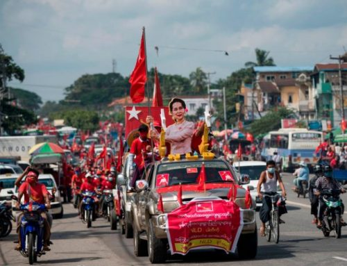 Myanmar's Elections Won't Be Free or Fair