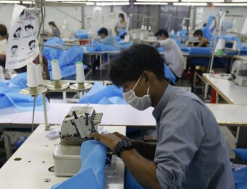 Myanmar Reopens Yangon Factories to Protect Foreign Investment
